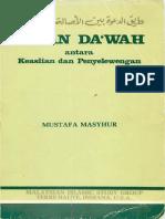 Jalan Dakwah Antara Keaslian Dan Penyelewengan Mustafa Mahsyur