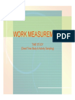3.1 Work Measurement_Time Study_W4