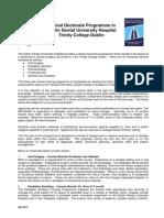 Letter DChDent Application Info Sept 2014