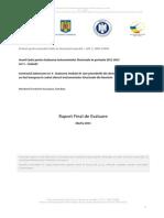 1 Evaluation Report RO