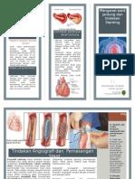 Brosur Edukasi Penyakit Jantung Dan Tindakan Intervensi
