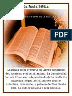 La Santa Biblia.docx