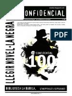 L'H Confidencial, 100. Llegir novel·la negra