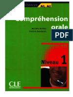 Comprehension orale 1 A1 A2.pdf