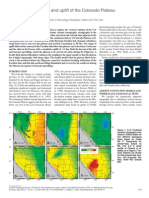 Dynamic subsidence and uplift of Colorado Plateau.pdf