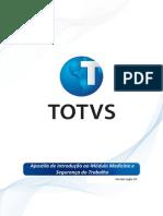 Modulo de Medicina, Introduçao Protheus 11 Basico p10
