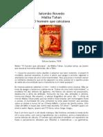Salomão Rovedo - Malba Tahan - O homem que c alculava.pdf
