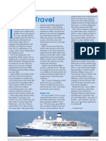 Using the Ships of the World-renowned Italian Cruise Line Costa,