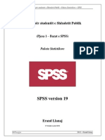 SPSS Pjesa 1 - Hyrje ne Analize statistikore