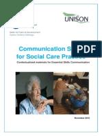 201Nov21 CommunicationForHealthAndSocialCarePractice ReourcePack GC