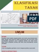 Materi Mekanika Tanah 1 -  Klasifikasi Tanah.pdf