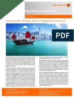 Emerging markets outlook, October 2014