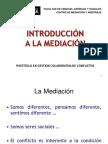 Mediacion, ppios, beneficios, historia....ppt