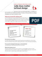 3 Learn Letterhead Design