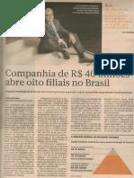 Randstad expande negócio e acredita no potencial do mercado brasileiro
