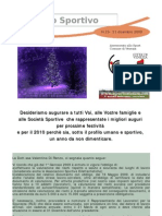 Newsletter 15 - 21 Dicembre