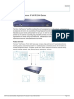 Data Sheet IP VCR