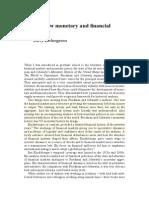The New monetary and financial history