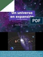 Un universo en expansión.ppt