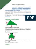 Como calcular área de triângulos e outras figuras geométricas.docx