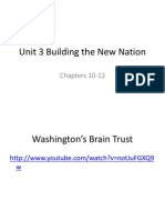 unit 3 building the new nation