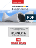 Civil Engineering Hand Book By Khanna
