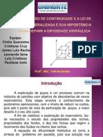 A Equação de Continuidade e a Lei de.pptx