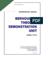 Bernoulli Theorem FM24 Complete Manual
