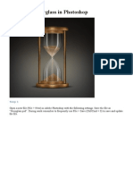 Create an Hourglass in Photoshop.doc