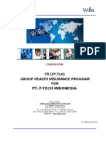 GHS Proposal F-Tech Indonesia