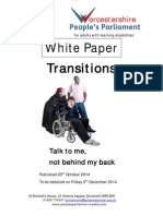 transitions white paper