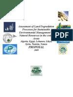 Assessment of Land Degradation