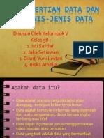 makalah ppt data statistik.ppt