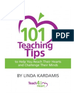 101 Teaching Tips v2
