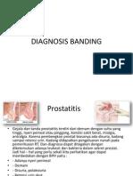 Diagnosis Banding Bph