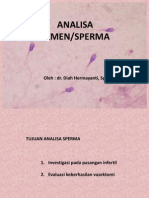 Analisa Sperma