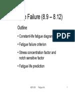 7 Fatigue Failure W14