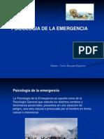 PSICOLOGIA DE LA EMERGENCIA.ppt