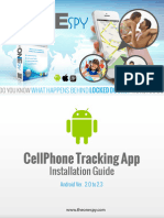 Android 2.1 Cell Phone Spy App Installation Guide
