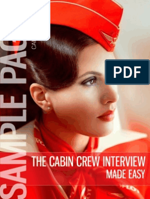 The Cabin Crew Interview Made Easy: A behind the scenes look