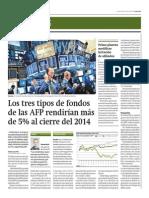 Los 3 tipos de fondos de AFP rendirían más de 5% al cierre de 2014_Gestión 23-10-2014.pdf