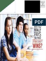 PSEA Political Mailer