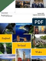 England, Ireland & Wales