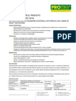 Productinformation_PROTEC_CE15L_ES_1408.pdf