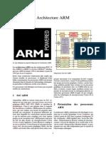 Architecture ARM.pdf