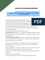 Tarefa 2 análise crítica ao modelo de avaliação das BE