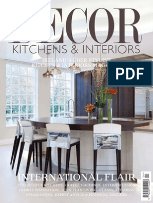 Decor Kitchens Interiors November 2014 Ie Pdf Kitchen Refrigerator