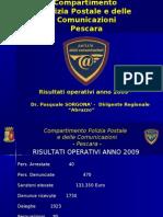 attività operativa 2009