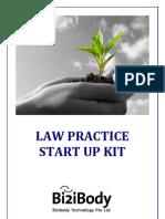 Law Practice Start Up Kit