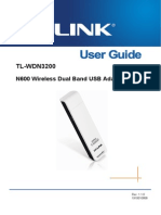 TL-WDN3200 user guide